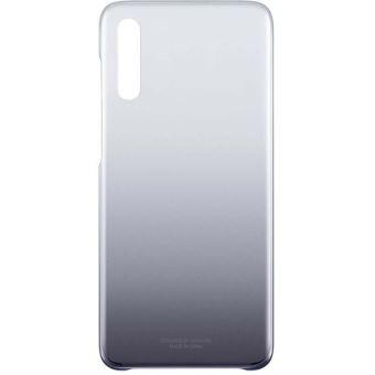 Coque Samsung Evolution Noir pour Galaxy A70