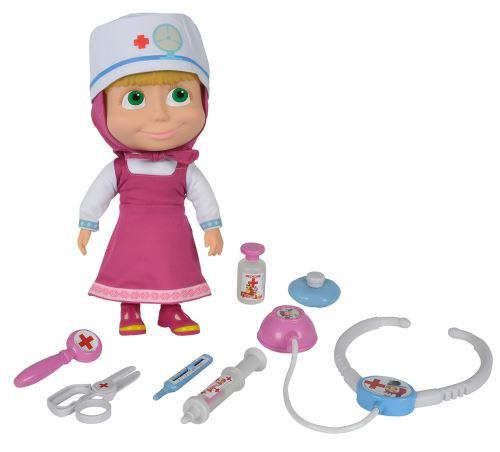 Playset Simba Masha et Michka Docteur