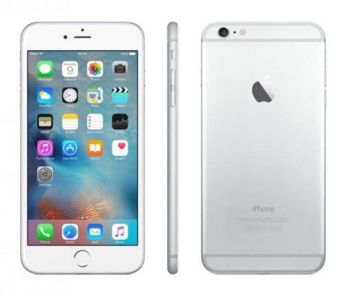 Apple iPhone 6 64 Go 4.7'' Argent Reconditionné Grade A+