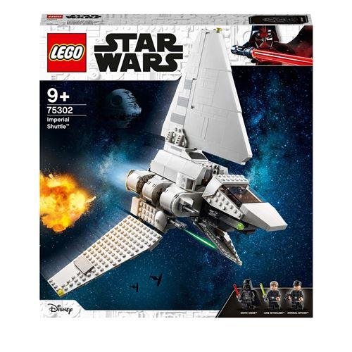 LEGO® Star Wars™75302 La Navette impériale