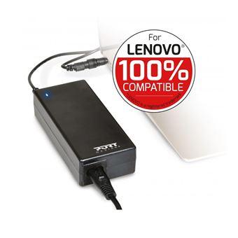 Chargeur Port Designs pour Ordinateur Lenovo 90 W