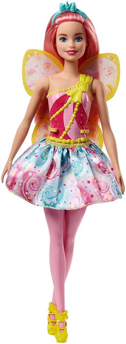 Poupée Barbie Dreamtopia Arc-en-ciel Fée Blonde Mattel - Poupée. Achat et vente de jouets, jeux de société, produits de puériculture. Découvrez les Univers Playmobil, Légo, FisherPrice, Vtech ainsi que les grandes marques de puériculture : Chicco, Bébé Co