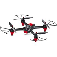 Drone MiDrone Vision 260 WiFi FPV Gris et Rouge
