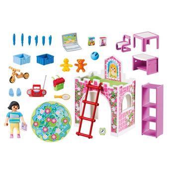 Playmobil City Life 9270 Chambre Du0027enfant   Playmobil   Achat U0026 Prix | Fnac