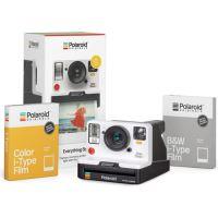 Pack appareil photo Polaroid Originals Onestep 2 VF + 2 films couleur + B&N