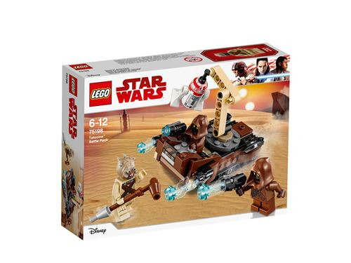 LEGO® Star Wars™ 75198 Battle Pack Tatooine™