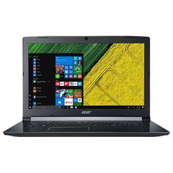 الكمبيوتر الدفتري Acer 17