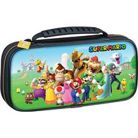 Pochette de transport Nacon Deluxe Officielle Super Mario NNS3A pour Nintendo Switch Noir