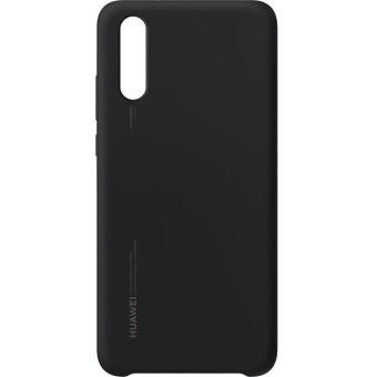 Coque en silicone Huawei Noir pour P20