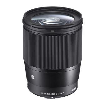Sigma 16mm f/1.4 DC DN Contemporary M4/3 Lens