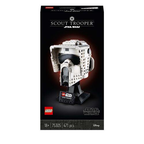 LEGO® Star Wars™ 75305 Le Casque du Scout Trooper™