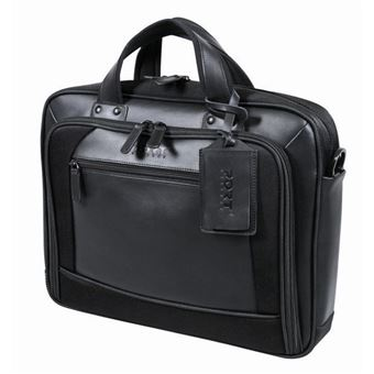 """Sacoche en cuir Port Design Dubai pour PC Portable 15.6"""""""