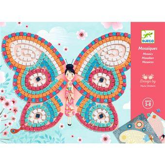 Mozaïek Djeco-vlinders