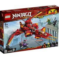 LEGO® NINJAGO® 71704 Le superjet de Kai