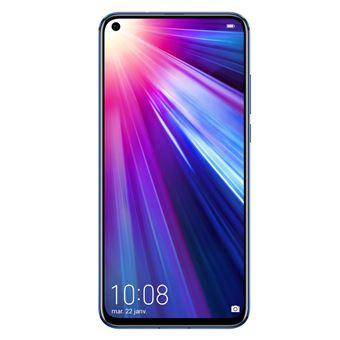 Smartphone Honor View 20 Double SIM 128 Go Bleu Saphir