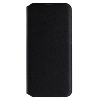 Etui folio Samsung Wallet Cover Noir pour Galaxy A20e