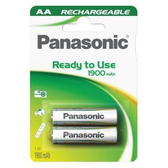 P6e - batterie 2 x aa nimh 2050 mah