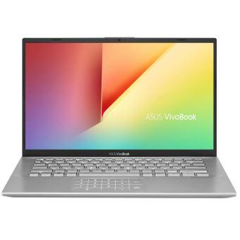 "Ordinateur Portable Asus VivoBook S412DA-EK005T 14"" 256Go SSD 8Go RAM AMD Ryzen R5-3500U Quadricoeur 3.6GHz Radeon RX Vega 10"