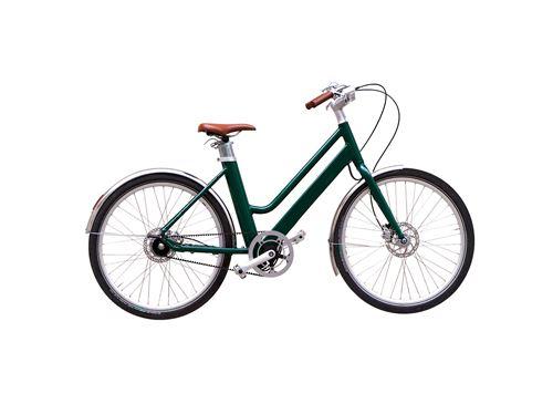 Vélo à assistance électrique Voltaire Vert