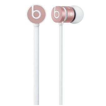 Ecouteurs Beats urBeats 2 Blanc et Or Rose