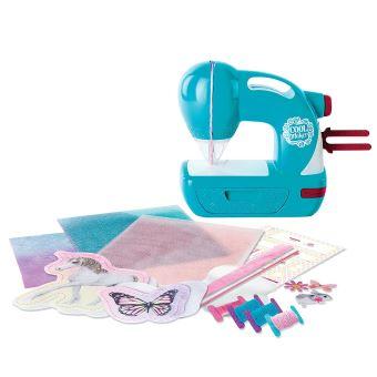 Machine à Coudre Sew Cool Nouvelle Edition Kit Loisir Créatif