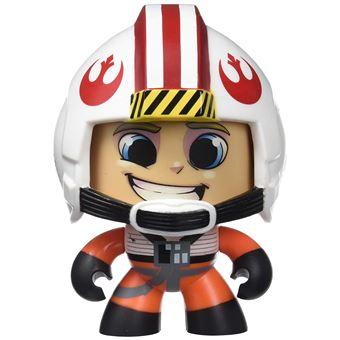 Figurine Mighty Muggs Star Wars Luke Skywalker X-Wing Pilot