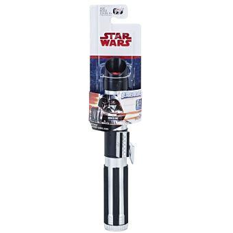 Sabre laser rétractable Star Wars Dark Vador Rouge