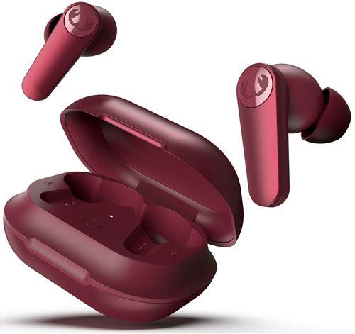 Ecouteurs sans fil True Wireless Fresh'n Rebel Twins ANC Rouge profond