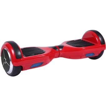 """Hoverboard Slidegear V2 6,5"""" 17 cm Rouge"""