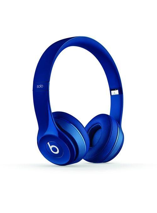 Casque Beats Solo V2 Bleu