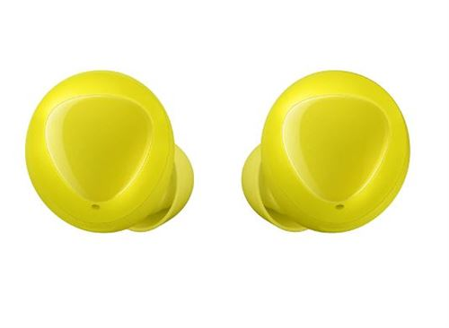 Ecouteurs sans fil True Wireless Samsung Galaxy Buds Jaune Exclusivité Fnac