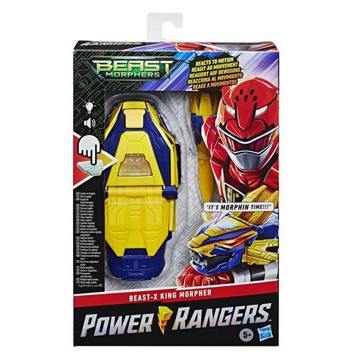 Jouet Power Rangers Beast Morphers Beast X King Morpher