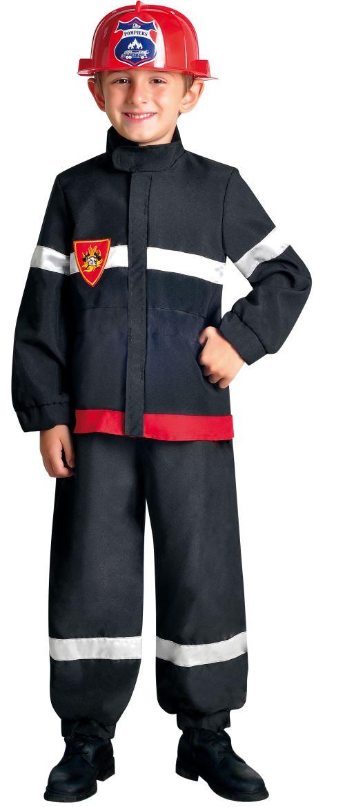 Déguisement enfant Cesar Pompier 8-10 ans