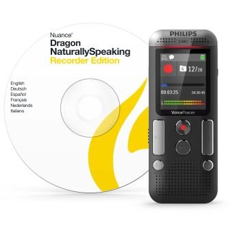 Philips Voice Tracer DVT2710 - stemrecorder