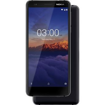 Smartphone Nokia 3.1 Double SIM 16 Go Noir
