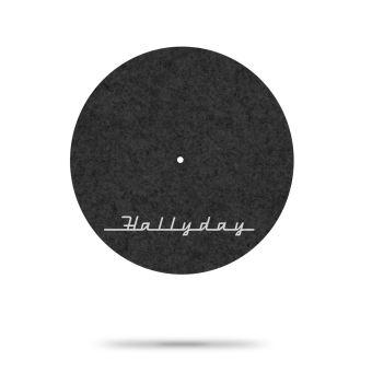 platine collectore johnny hallyday 1541-1