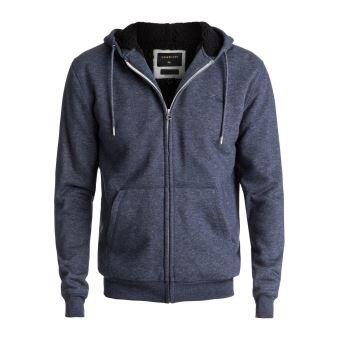 profiter de prix discount professionnel collection entière Sweat à capuche zippé Quiksilver Everyday Sherpa Bleu Taille S