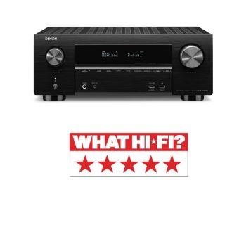 Amplificateur Denon AVR-X3600H Dolby Atmos 9.2 Noir