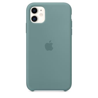 coque iphone 7 plus silicone cactus