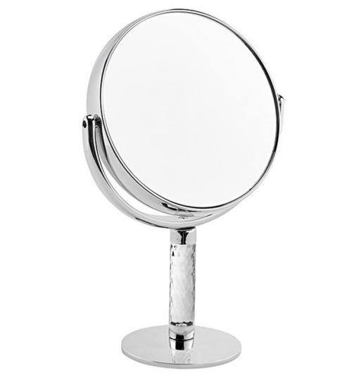 Miroir sur pied Novex Ania x12 Argent Fnac
