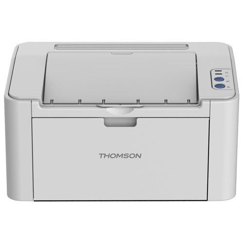 Imprimante laser monochrome Thomson TH-2500 WiFi Blanc