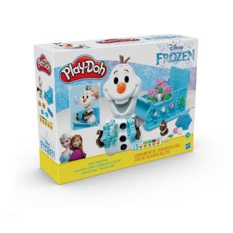 Pâte à modeler Play-Doh Disney Frozen La Reine des Neiges Le Traineau d'Olaf