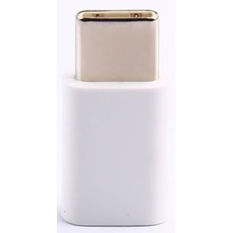 TEMIUM POWER ADAPTER MICRO USB  USB-C