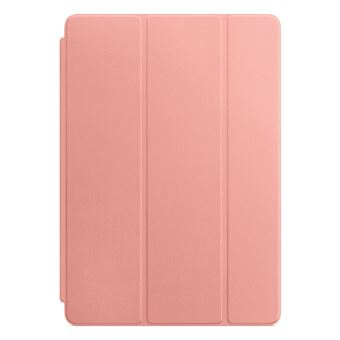 """APPLE LEATHER SMART COVER  10.5"""" IPAD PRO SOFT PINK"""