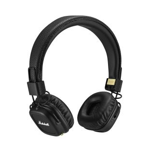 Casque Audio Marshall Major Ii Bluetooth Black Casque Audio