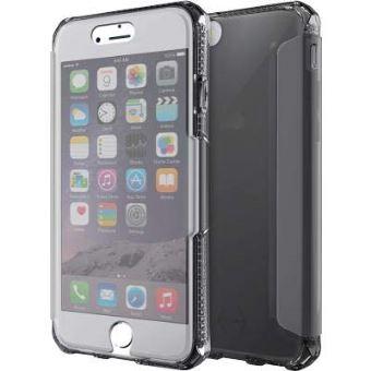 Itskins Spectra Black folio-hoesje voor iPhone 6, 6s, 7 en 8