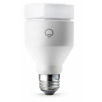 Et E27 Lifx Blanc Connectée Ampoule Led Wifi Multicouleur Okw8n0P