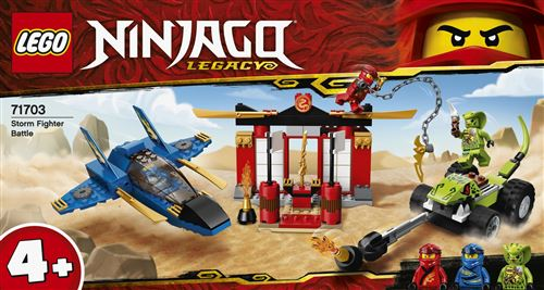 LEGO® NINJAGO® 71703 Le combat du supersonique