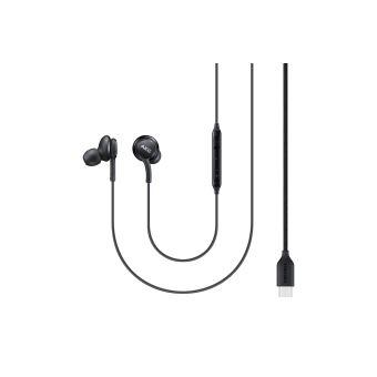 Écouteurs Samsung Tuned by AKG Noir Type C Noir