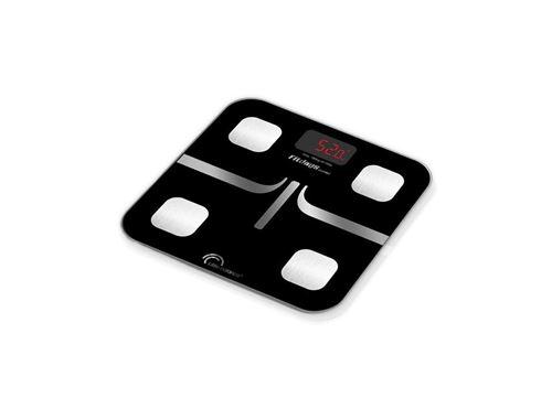 Pèse personne connecté Little Balance 8353 Noir